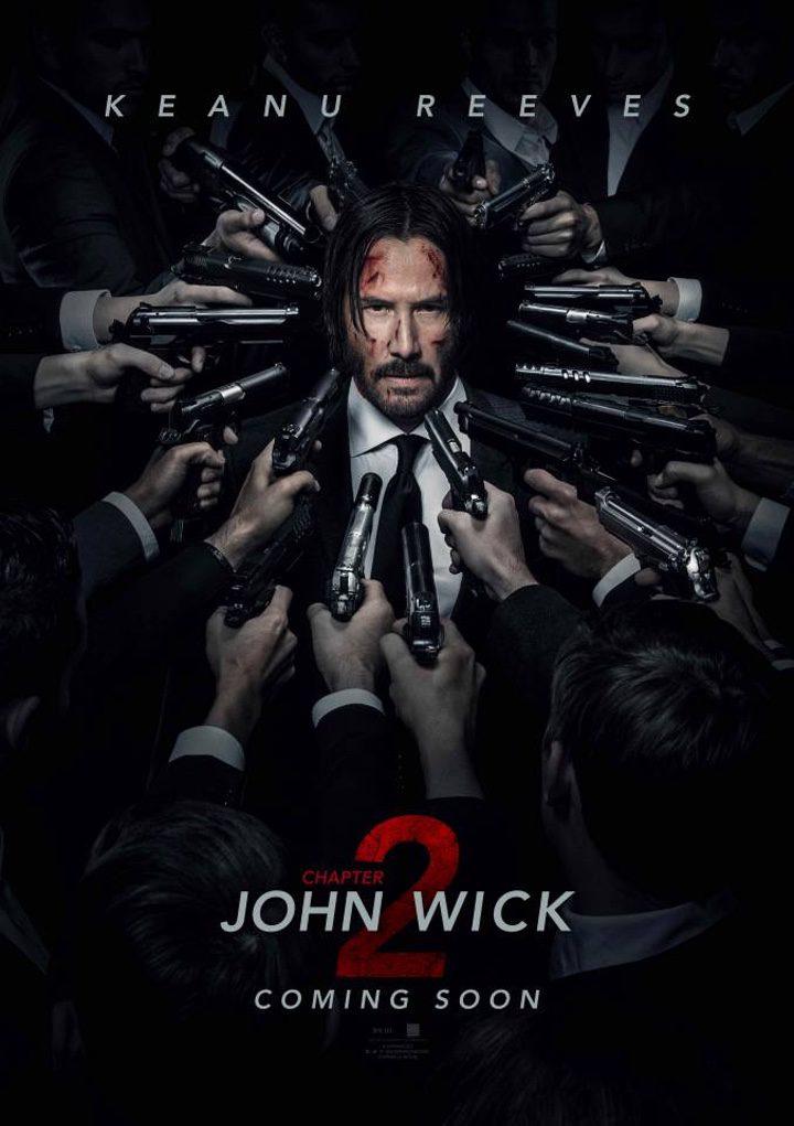 Póster 'John Wick: Pacto de sangre'