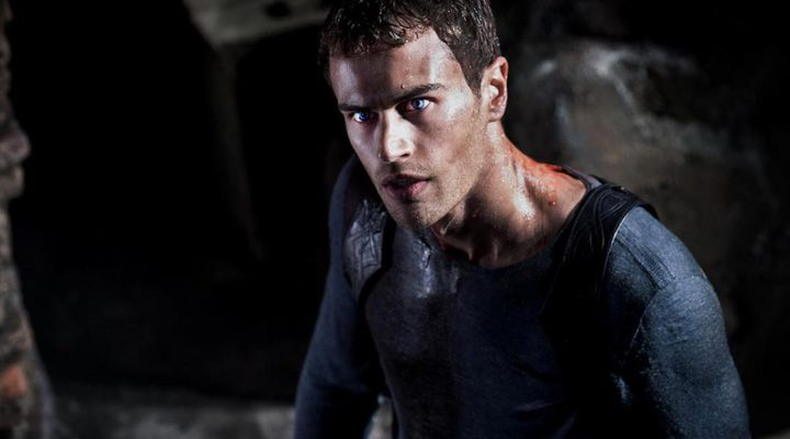 Theo James en 'Underworld: Guerras de sangre