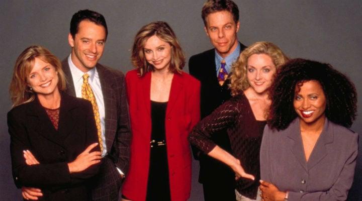 El reparto original de 'Ally McBeal'