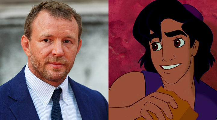 Guy Ritchie y 'Aladdin'