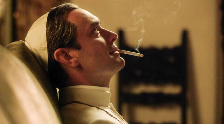 Jude Law en 'The Young Pope'