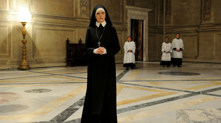 Diane Keaton es la Hermana Mary