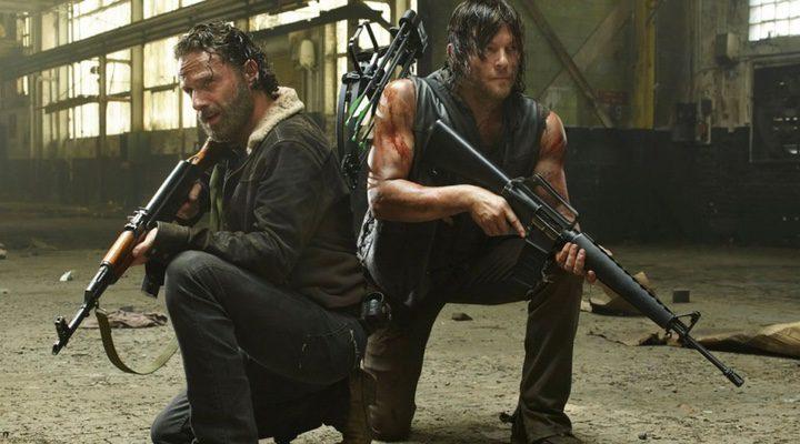 Daryl, Norman Reedus, en 'The Walking Dead'