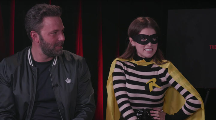 Entrevista de Anna Kendrick y Ben Affleck para MTV