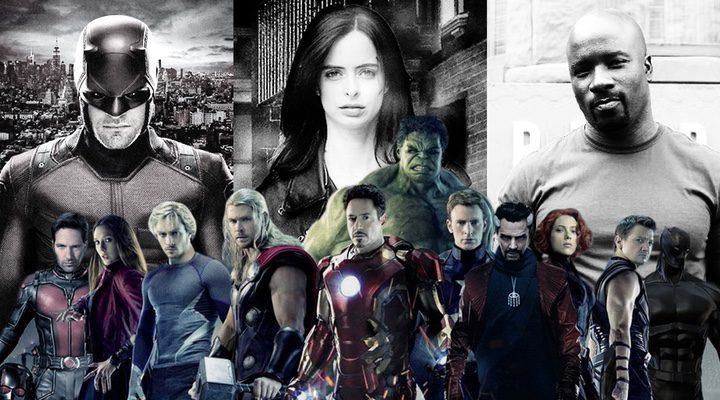 The Defenders y Los Vengadores