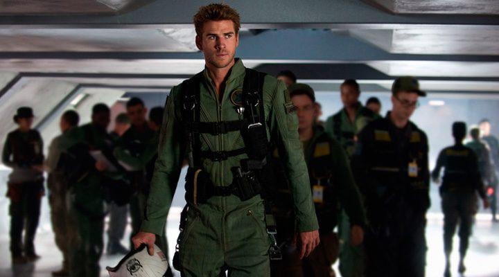 Liam Hemsworth en Independence Day: Contraataque