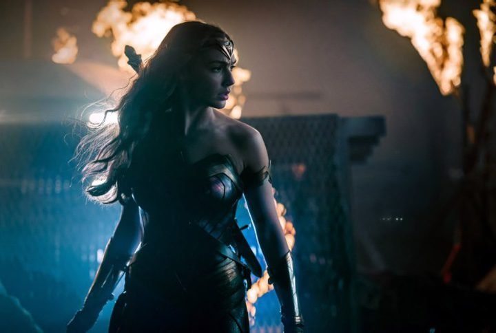 Wonder Woman en 'La Liga de la Justicia'