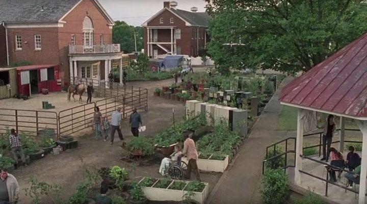 Fotograma del 7x02 de 'The Walking Dead'