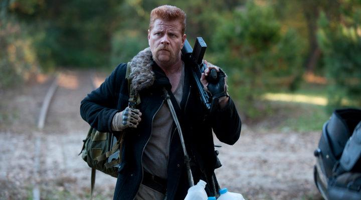 Abraham en 'The Walking Dead'