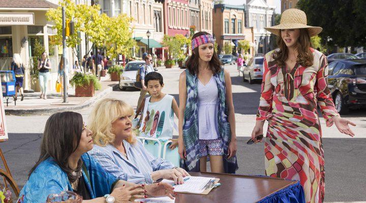 'Las cuatro estaciones de las chicas Gilmore'