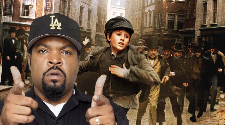 Ice Cube y 'Oliver Twist'