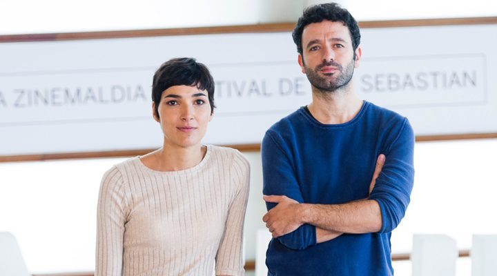 Isabel Peña y Rodrigo Sorogoyen