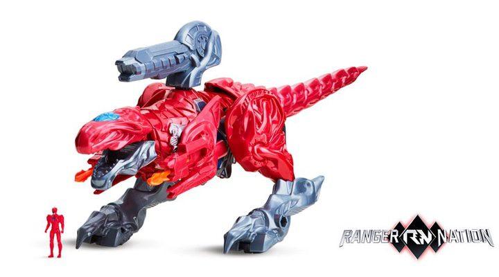 Juguete T-Rex 'Power Rangers'
