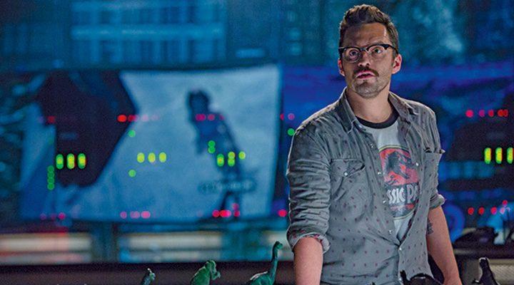 Lowery, el operador de la sala de control de 'Jurassic World'