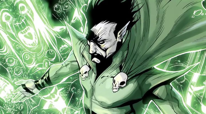 Nightmare en los cómics de 'Doctor Strange'