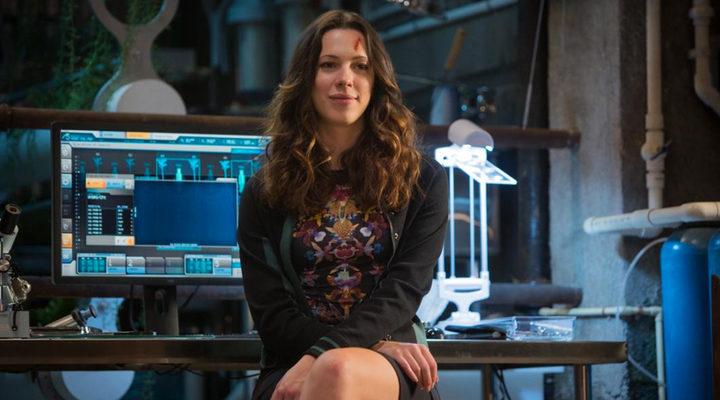 Rebecca Hall en 'Iron Man 3'