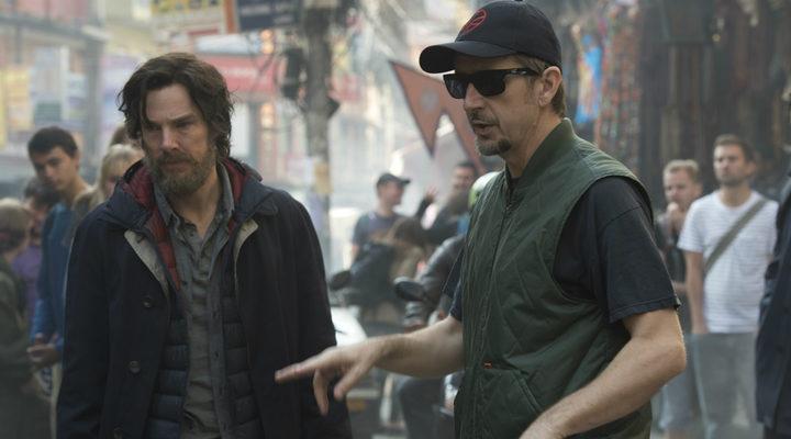 Imagen del rodaje de 'Doctor Strange'