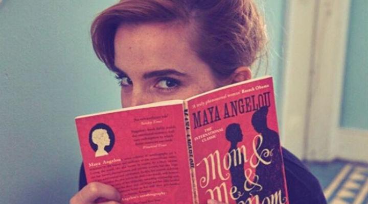 La última lectura de Emma Watson