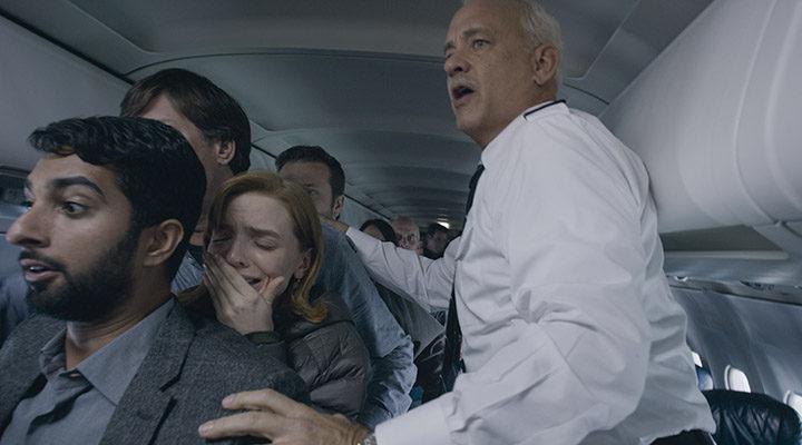 Tom Hanks en 'Sully'