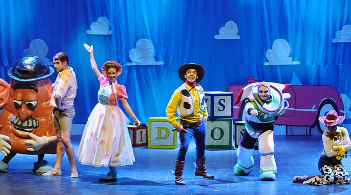 'Toy Musical, The Story'
