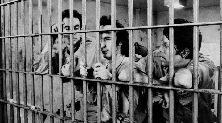 Roberto Benigni, entre rejas en 'Bajo el peso de la ley', no está en la lista