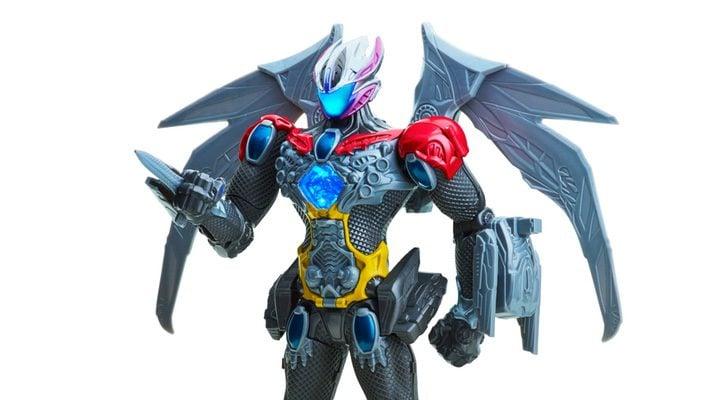 Megazord en la nueva versión de los 'Power Rangers'