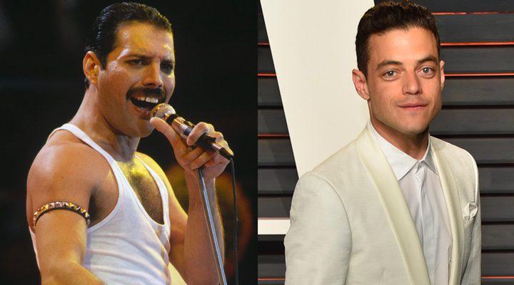 Rami Malek interpretará a Freddie Mercury