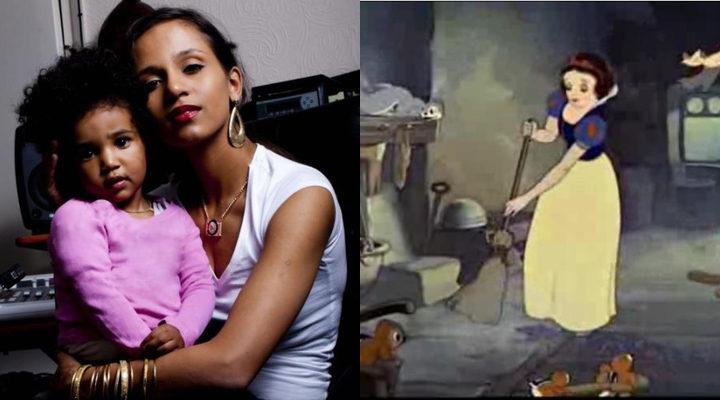 Alicia Keys no quiere a Blancanieves como ejemplo para sus hijos