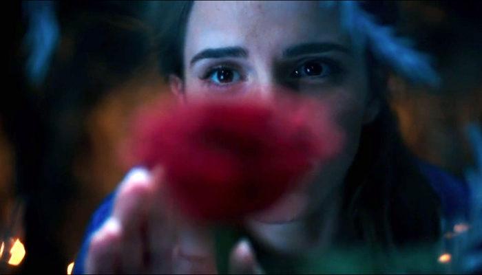 Emma Watson en el papel de 'Bella'