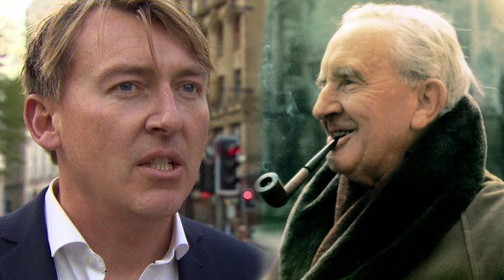 James Strong y J.R.R. Tolkien