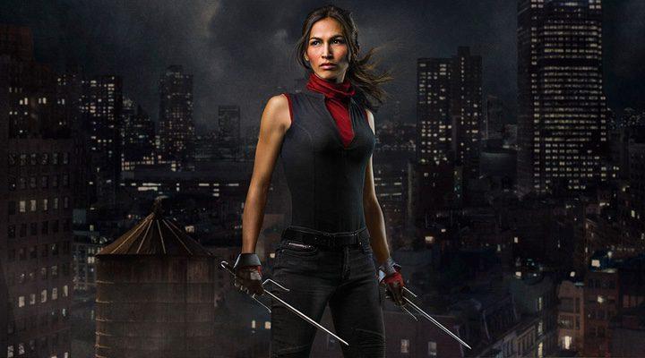 Elektra en 'Daredevil'