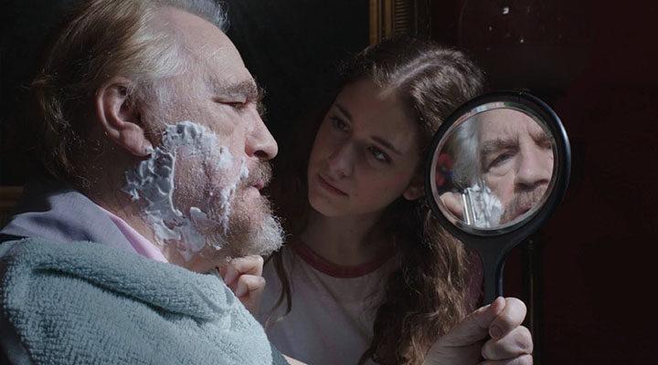 Brian Cox en 'El último acto'