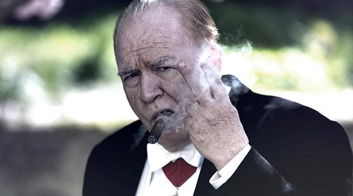Brian Cox en 'Churchill'