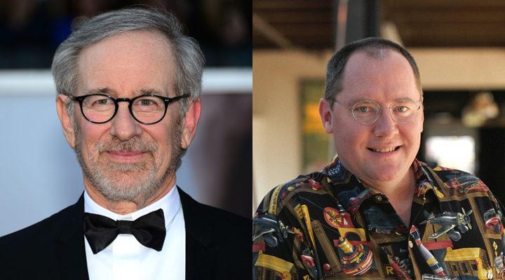 Spielberg y Lasseter