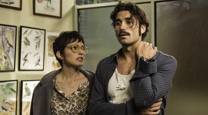 Álex García y Verónica Echegui en 'No culpes al karma de lo que te pasa por gilipollas'
