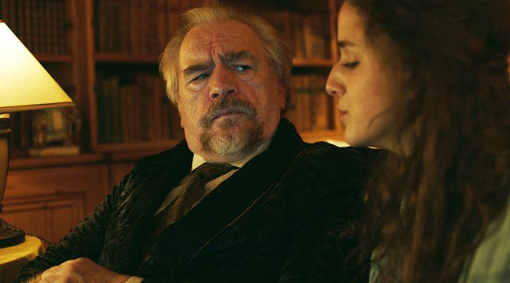 Brian Cox y Coco Konig en 'El último acto'