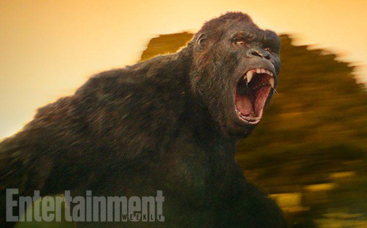 'Kong: la isla calavera'