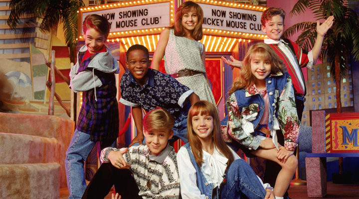 'The Mickey Mouse Club'
