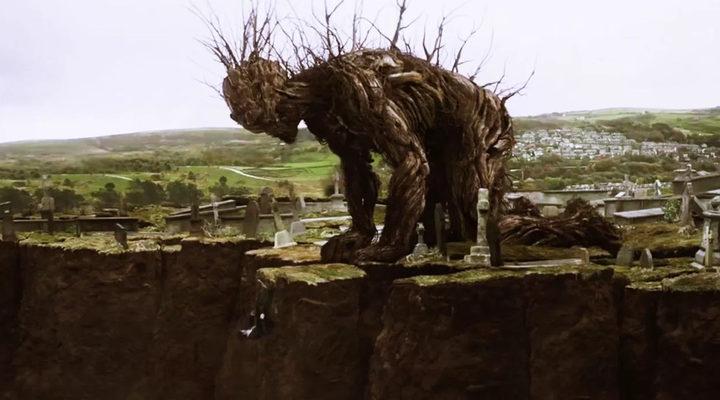 Fotograma de 'Un monstruo viene a verme