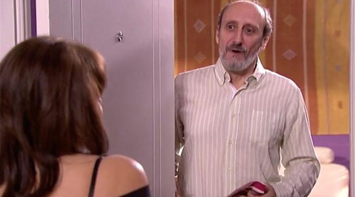 Loles León se reencuentra con el personaje de Enrique Pastor en 'La que se avecina'