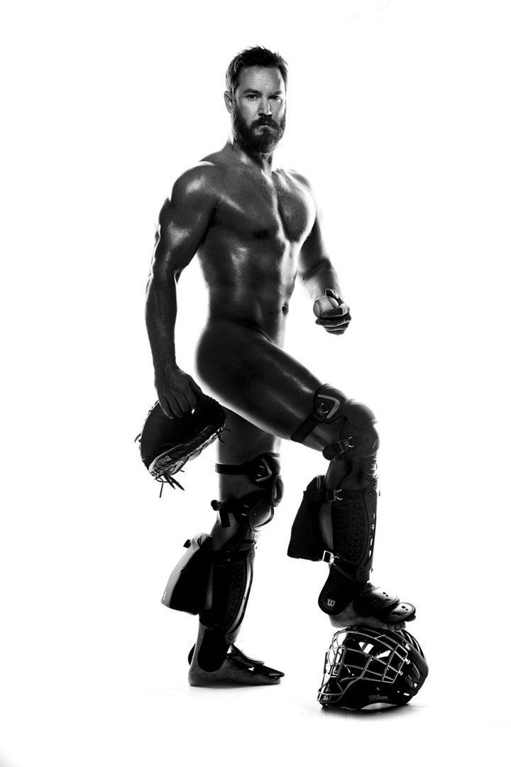 Mark-Paul Gosselaar desnudo