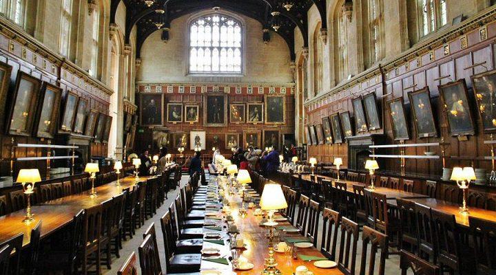 Great Hall Hogwarts