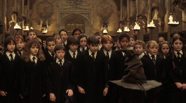 Fotograma de 'Harry Potter y la piedra filosofal'