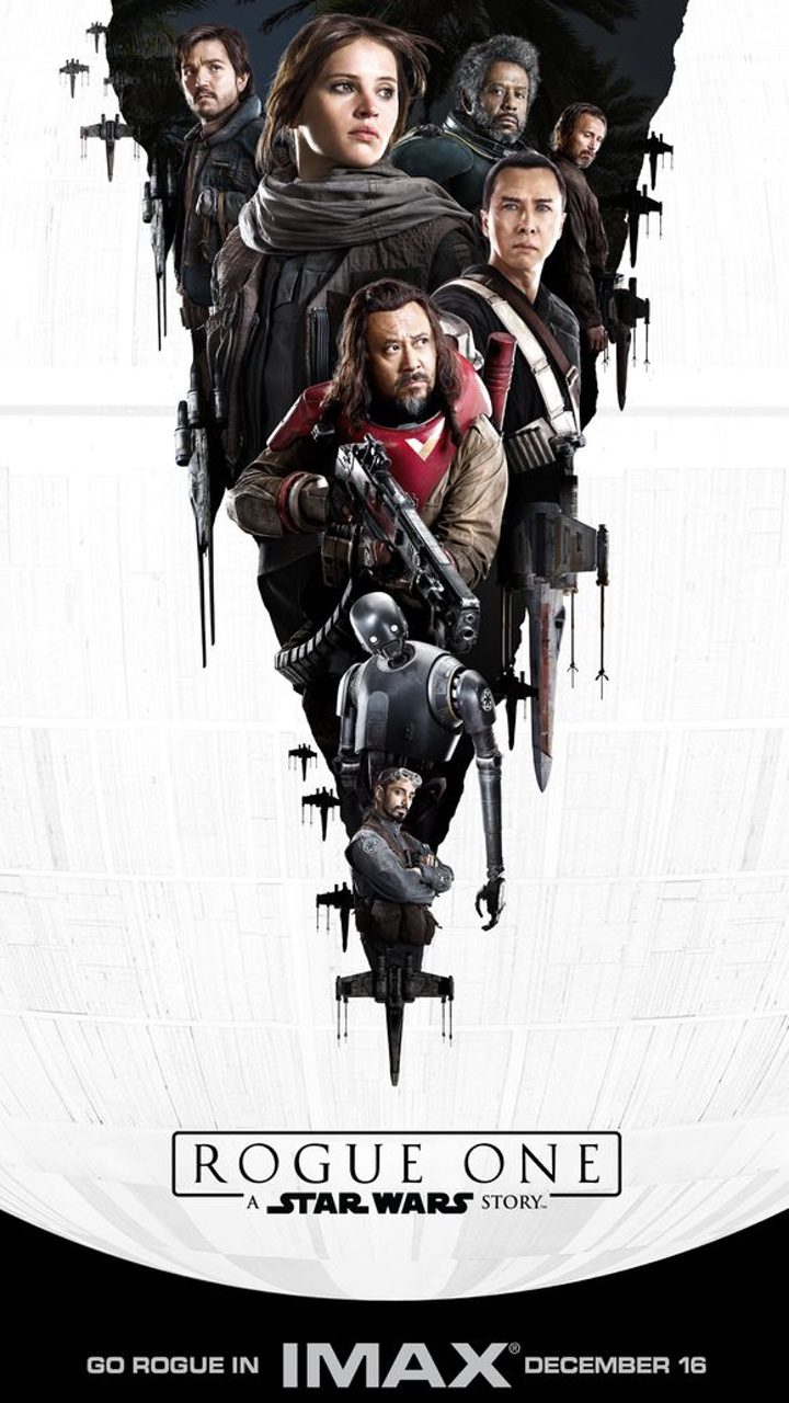 Póster IMAX 'Rogue One'