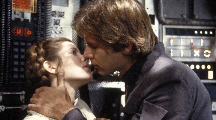 Star Wars, Han y Leia