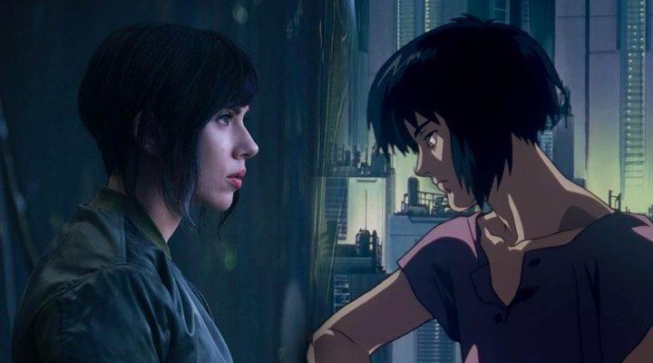 Scarlett Johansson es la Mayor Motoko Kusanagi en 'Ghost in the Shell: El alma de la máquina