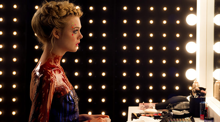 Elle Fanning en 'The Neon Demon'