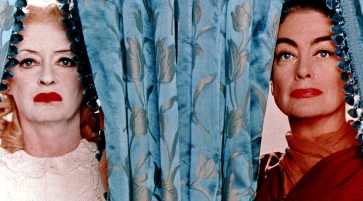 Bette Davis y Joan Crawford en una imagen de '¿Qué fue de Baby Jane?'