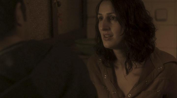 Marta Aran en 'La pols'