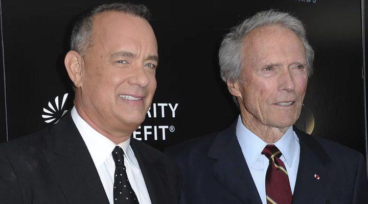 Tom Hanks y Clint Eastwood